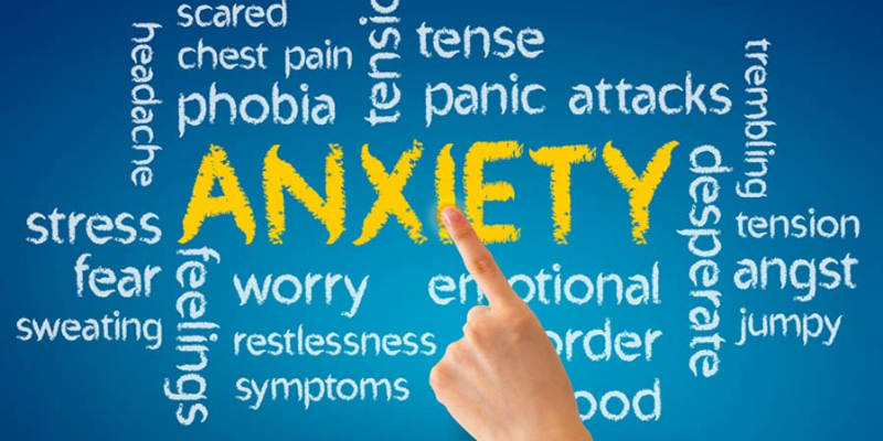 Get Rid of Anxiety